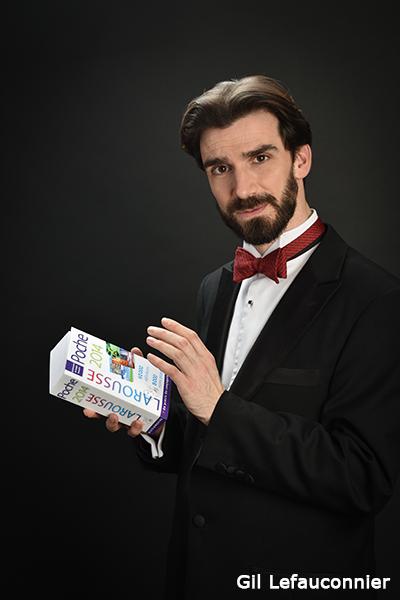 Magicien et mentaliste à Paris et en région parisienne